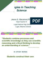 Strategies in Teaching Ppt