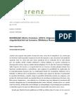 13. LÓPEZ Pérez, Antonio - RODRÍGUEZ VALLS, Francisco, Orígenes del hombre (Reseña).pdf