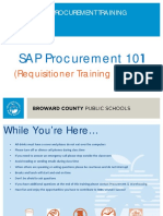 Procurement101 - Student Training Manual 201705-V4