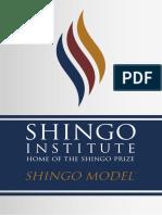 Shingo Prize Model