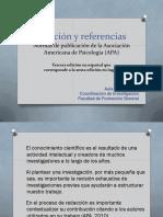 Citacion y Referencias_APA