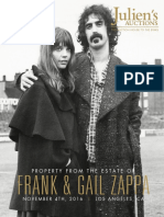 Zappa Auction