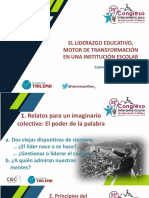 Liderazgo Educativo Lideres Escuela Carmen-pellicer