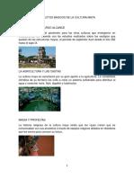 Aspectos Basicos de La Cultura Maya