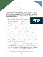 Observación Sistemática de Las Prácticas de Enseñanza
