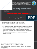 PyE Expo Distribucion Binomial