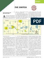 Heat Sensitive Lm35 Switchci 02_nov05