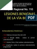 Lesiones Benignas de La via Biliar