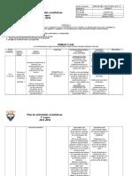 Planificación Quimica i Lapso 2017-2018 Claret