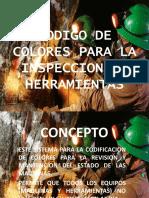 Codigo de Colores Para La Inspeccin de Herramientas - ITSJ