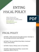 Lecture 1-Public Money 4 Pub Purpose-Sovereign vs Nonsovereign