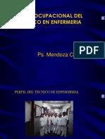 Perfil Ocup Cirugia y Especialidades Mendoza