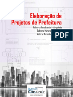E-book Projetos de Prefeitura
