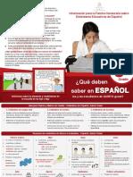 ES05 Informacion Para La Familia Hondurenia Sobre Estandares Educativos