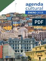 Agenda Cultural
