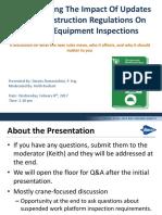 Construction Regulations 2017 Webinar Presentation v2