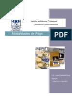 Material Modal Ida Des de Pago en El Comercio Internacional