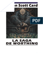 La Saga de Worthing - Orson Scott Card