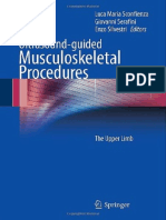 Ultrasound-guided Musculoskeletal Procedures - The Upper Limb