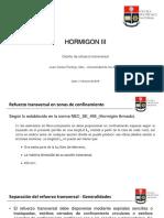 9 Diseño de Refuerzo Transversal