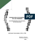 Cronologia Finanzas Adicional 6 1156 a 1785
