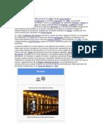 Historia y datos de Brasilia