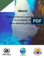 Manual - Capacitación de Capacitadores en El Manejo de Áreas Marinas Protegidas