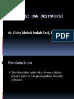 10. Sterilisasi Dan Desinfeksi