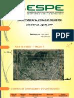 Plan de Vuelo Ciudad de Conocoto