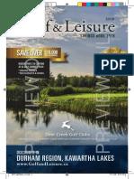 2018 Golf & Leisure Savings Book