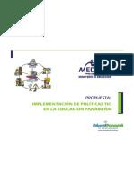 IMPLEMENTACIÓN DE POLÍTICAS TIC EN LA EDUCACIÓN PANAMEÑA.pdf