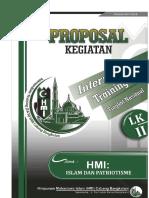 Lk II Hmi Cabang Bangkalan 2017-2018