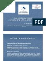 4 Taller de Pagos Provision Ales IVA CPC Antonio Garcia Rodriguez