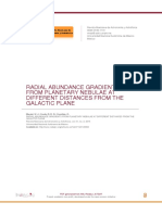 RADIAL ABUNDANCE GRADIENTS FROM PLANETARY NEBULAE AT DIFFERENT DISTANCES FROM THE GALACTIC PLANE