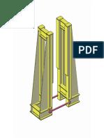 0 Erection Pci Girder-model