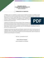 MGLU_ComunicadoMercado_20171214