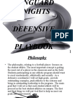 Vanguard Def Play Book