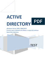 Active Directory SD