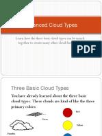 advanced cloud types