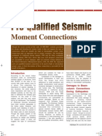 Pre-Qualified Seismic Moment Connections-Aug 2010