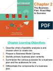 Business Model Canvas and Plan
