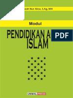 Modul Ajar Pendidikan Agama Islam