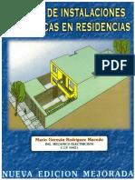 Diseno de Instalaciones Electricas en Residencias Rodriguez Macedo PDF