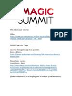Materiales Conferencia Julio Montoro
