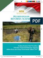 Buku Reforma Agraria 2017
