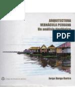 Arquitectura Vernácula Peruana - Jorge Burga Bartra