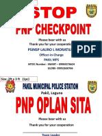 Tarpuline Format (Checkpoint & Oplan SITA) NEW