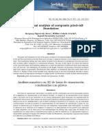 Analisis Numerico en 3d de Losas de Ciemntacion Combinadas Con Pilotes