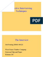 Engr Prep Effective Interviews