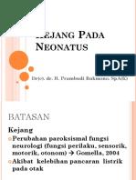 6. Kejang Neonatus
